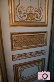 Door in Marie Antoinette's room