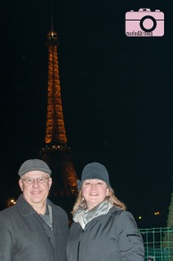I did not get such a great shot of my parents, but oh well! Maybe I can try to fix it in Photoshop.