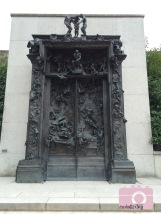 Gates of Hell by Rodin