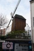 Moulin Radet in Montmartre